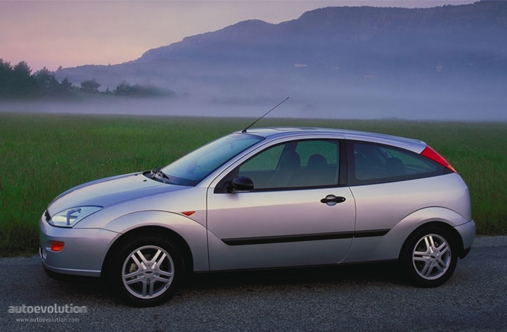 Ford Focus I 1998 - 2001 Hatchback 3 door #7