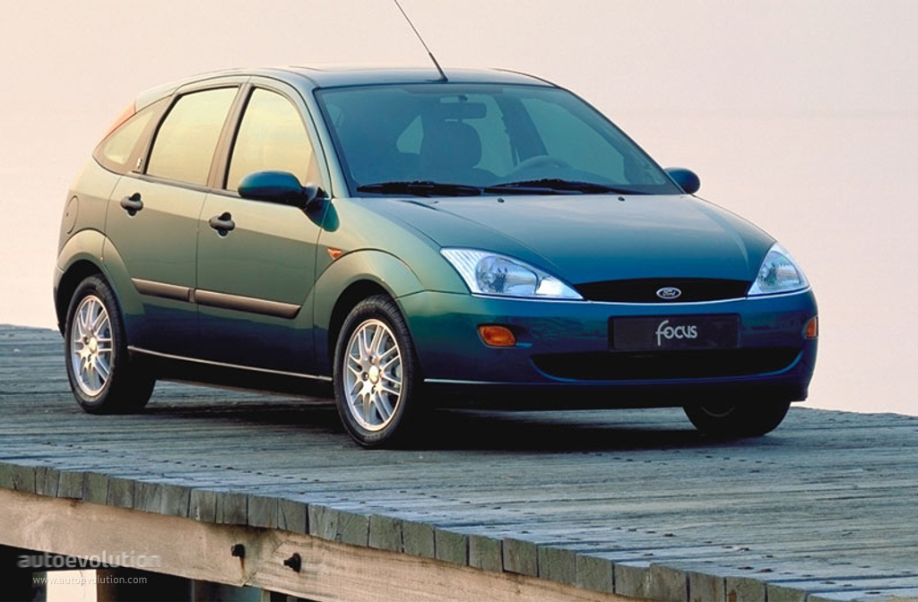 Ford Focus I 1998 - 2001 Hatchback 3 door #8