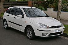 Ford Focus (North America) I 1999 - 2004 Hatchback 3 door #8