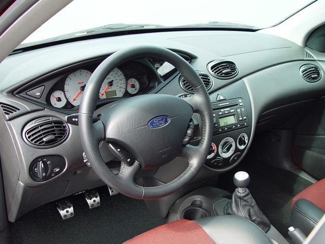 Ford Focus St I 2002 2004 Hatchback 5 Door Outstanding Cars