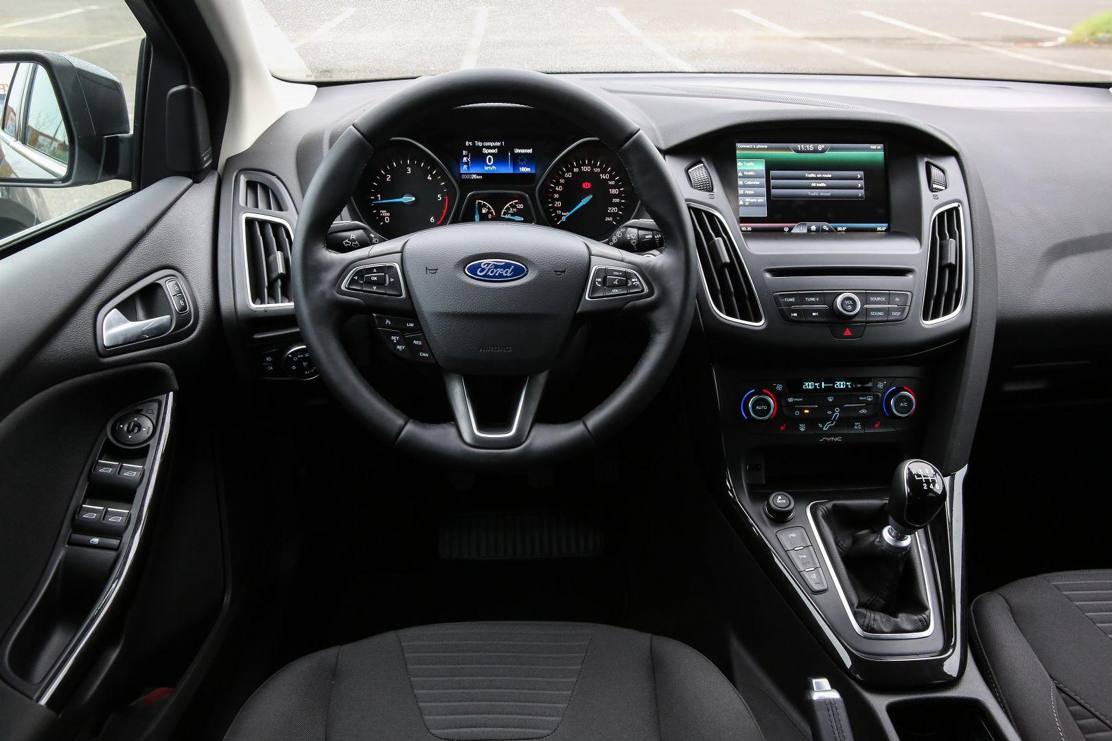 Ford Focus III Restyling 2014 - now Sedan #6
