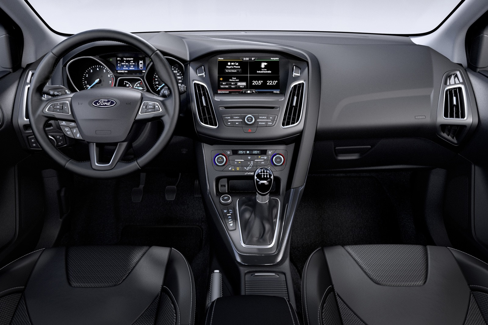 Ford Focus III Restyling 2014 - now Sedan #7