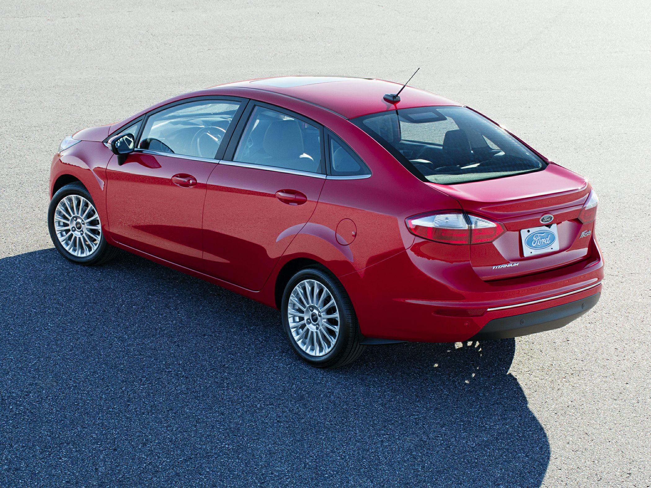 Ford Focus III Restyling 2014 - now Sedan #2