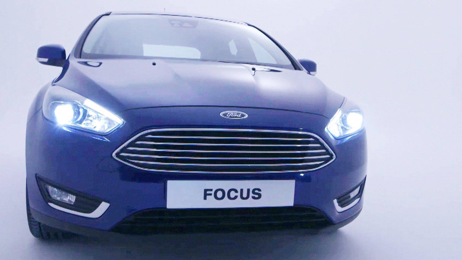 Ford Focus III Restyling 2014 - now Sedan #5