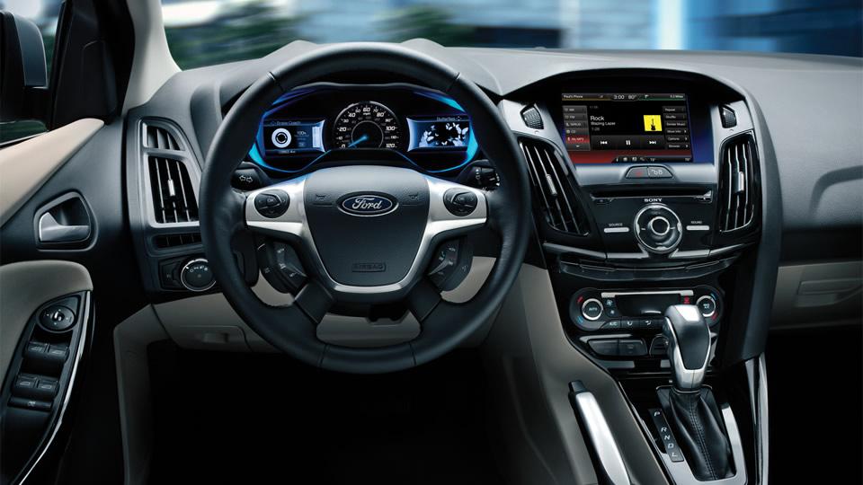 Ford Focus III Restyling 2014 - now Sedan #8
