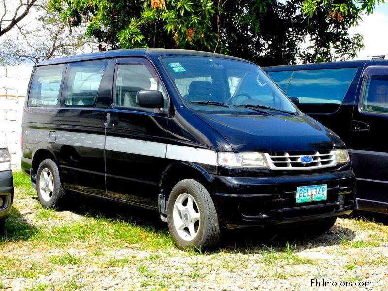 Ford Freda I 1995 - 1999 Minivan #1