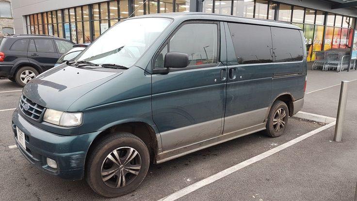 Mazda Bongo Friendee I 1995 - 1999 Minivan #6