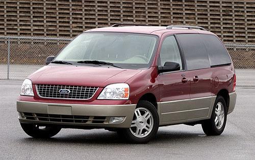 Ford Freestar 2003 - 2007 Minivan #1