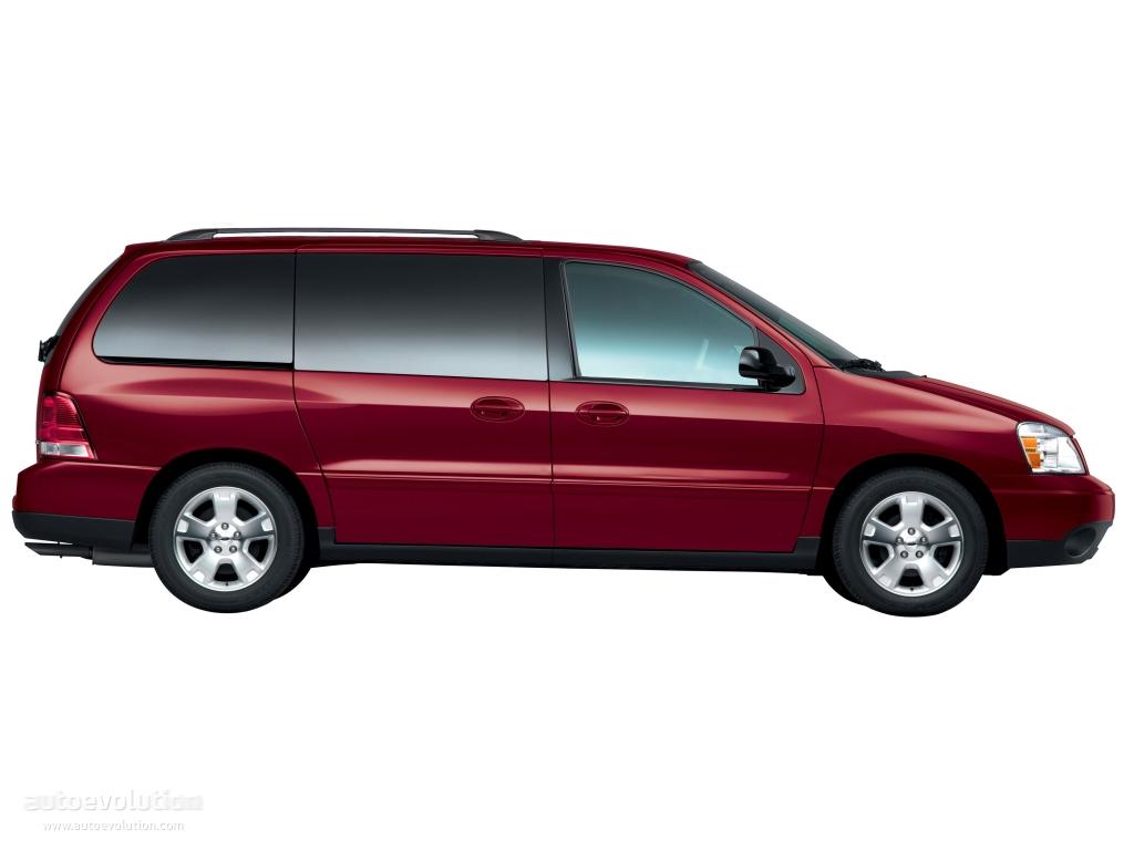 Ford Freestar 2003 - 2007 Minivan #3