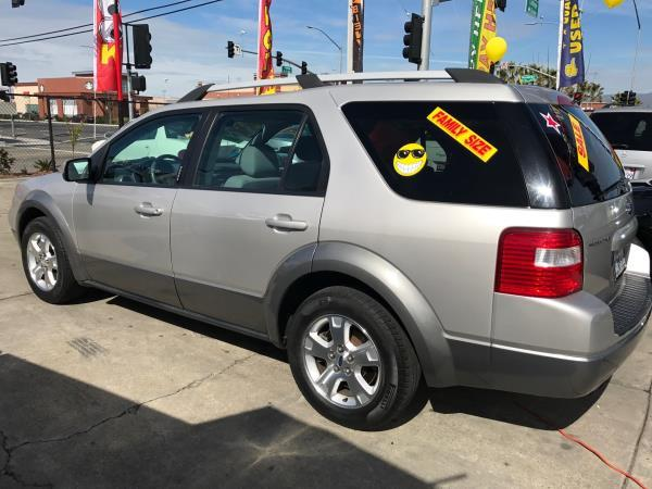 Ford Freestyle 2004 - 2007 SUV 5 door #4 & Ford Freestyle 2004 - 2007 SUV 5 door :: OUTSTANDING CARS