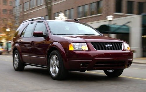 Ford Freestyle 2004 - 2007 SUV 5 door #2