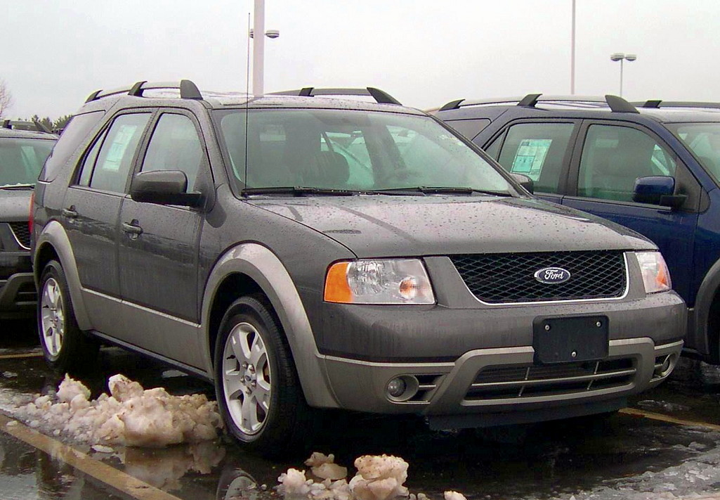 Ford Freestyle 2004 - 2007 SUV 5 door #8
