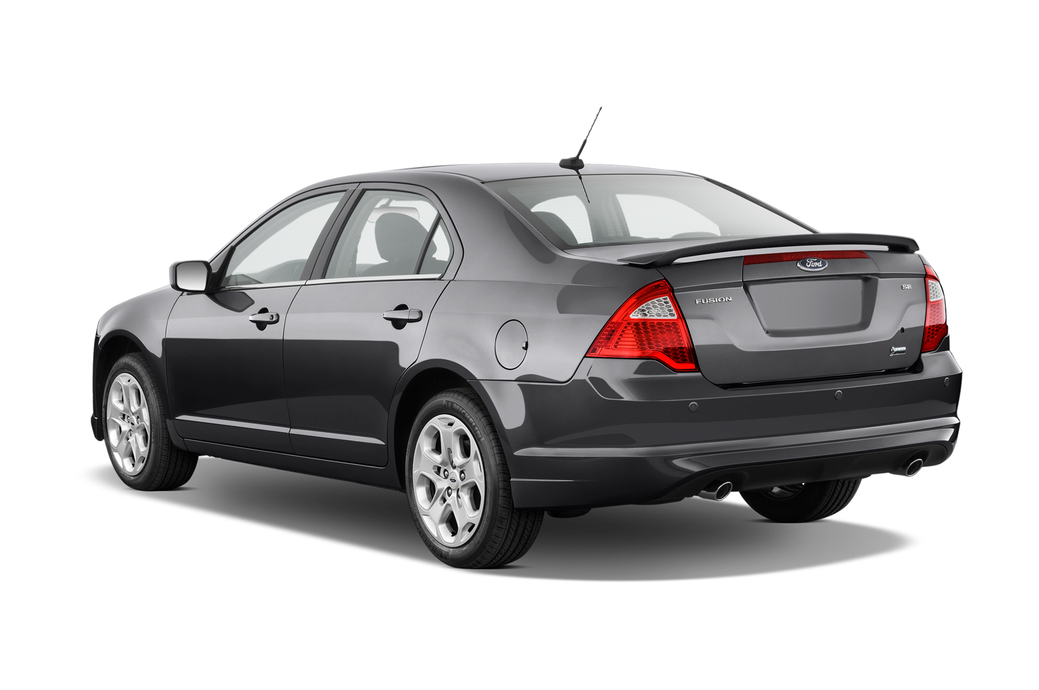 Ford Fusion (North America) I 2005 - 2012 Sedan #4