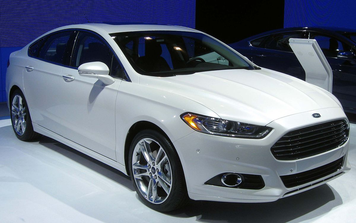 Ford Fusion (North America) I 2005 - 2012 Sedan #8