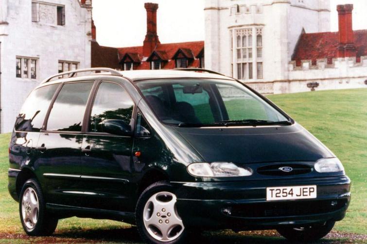 Ford Galaxy I 1995 - 2000 Minivan #4
