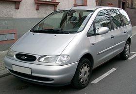 Ford Galaxy I 1995 - 2000 Minivan #7