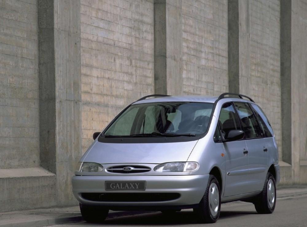 Ford Galaxy I 1995 - 2000 Minivan #2