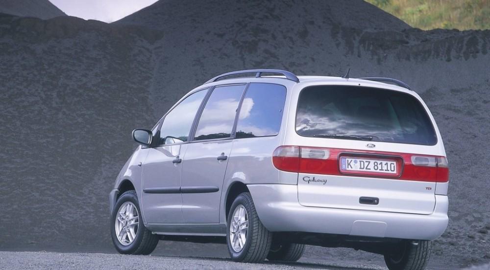 Ford Galaxy I 1995 - 2000 Minivan #3