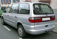 Ford Galaxy I 1995 - 2000 Minivan #8