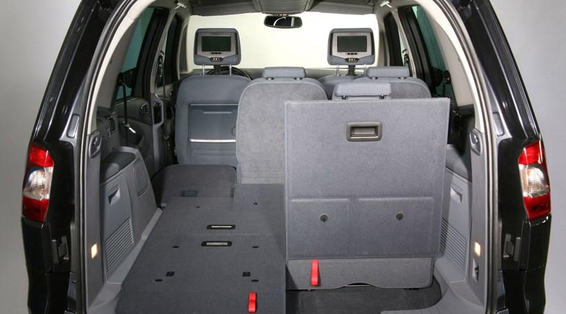 Ford Galaxy II 2006 - 2010 Minivan #3