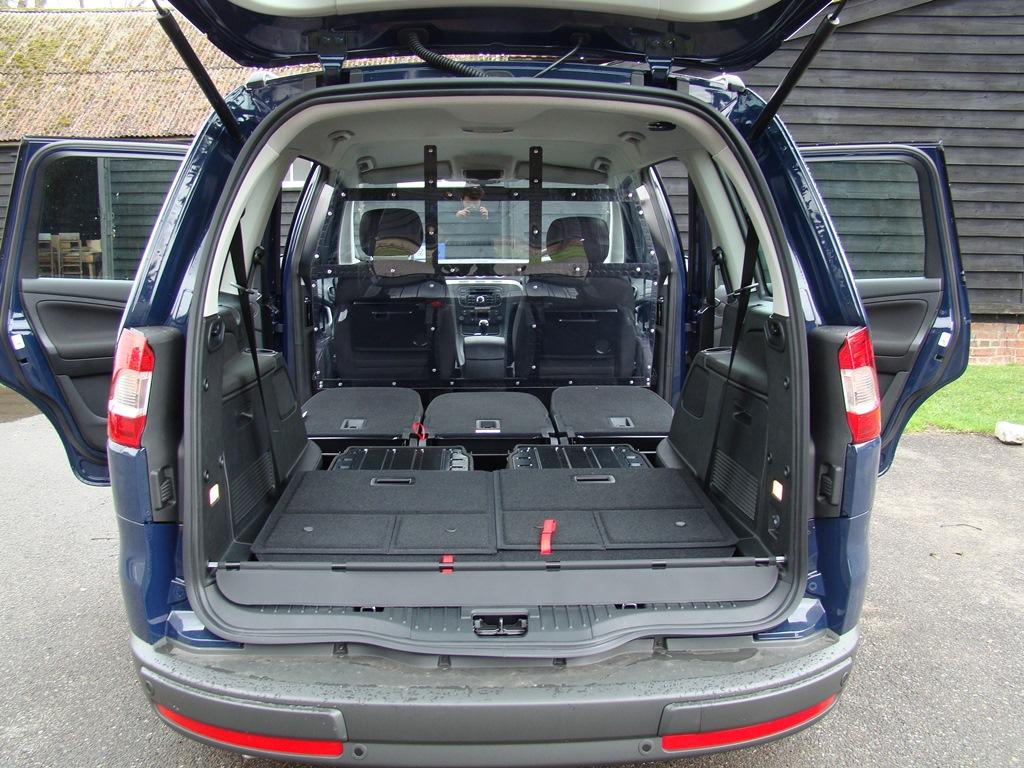 Ford Galaxy I Restyling 2000 - 2006 Minivan #2