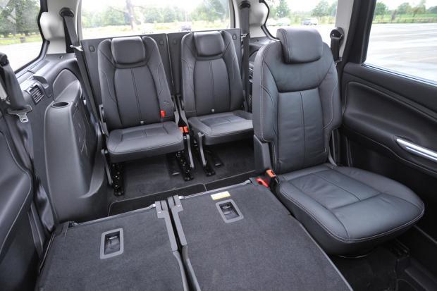 Ford Galaxy II 2006 - 2010 Minivan #8