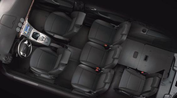 Ford Galaxy II Restyling 2010 - 2015 Minivan #2
