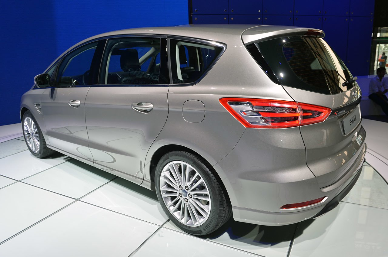 Ford Galaxy III 2015 - now Minivan #8