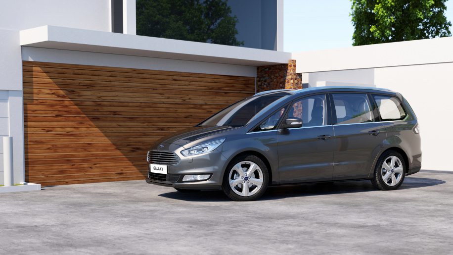Ford Galaxy III 2015 - now Minivan #4
