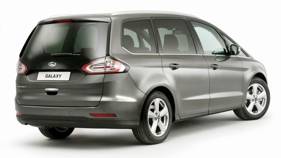 Ford Galaxy III 2015 - now Minivan #6