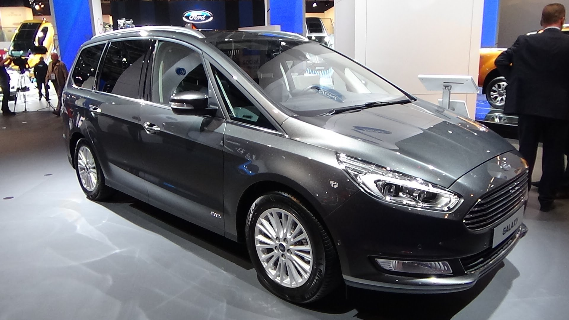 Ford Galaxy III 2015 - now Minivan #7