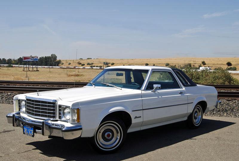 Ford Granada I 1972 - 1977 Coupe #7
