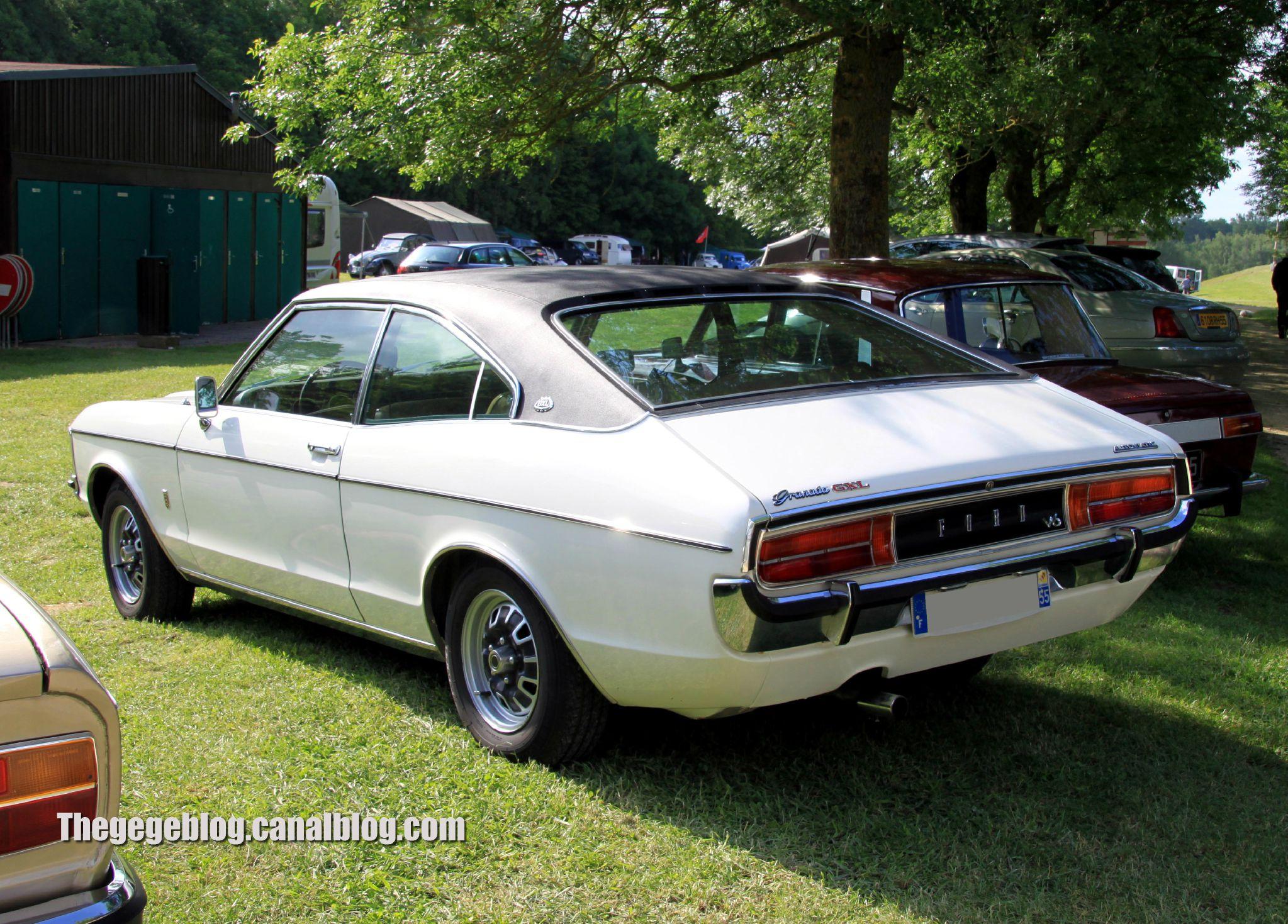 Ford Granada I 1972 - 1977 Coupe #3