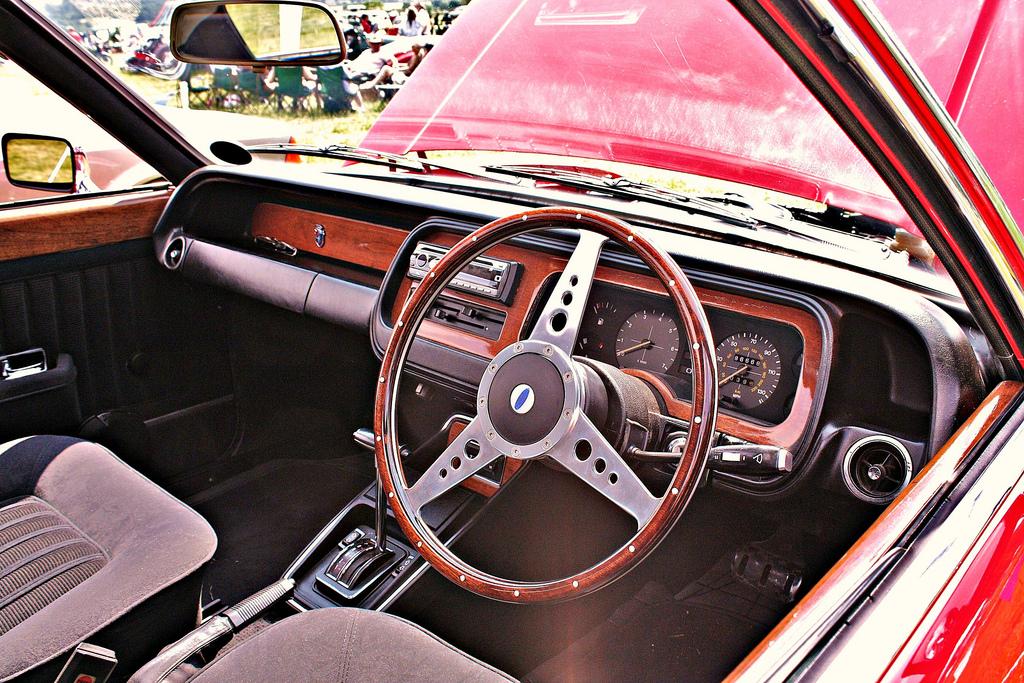 Ford Granada I 1972 - 1977 Coupe #8