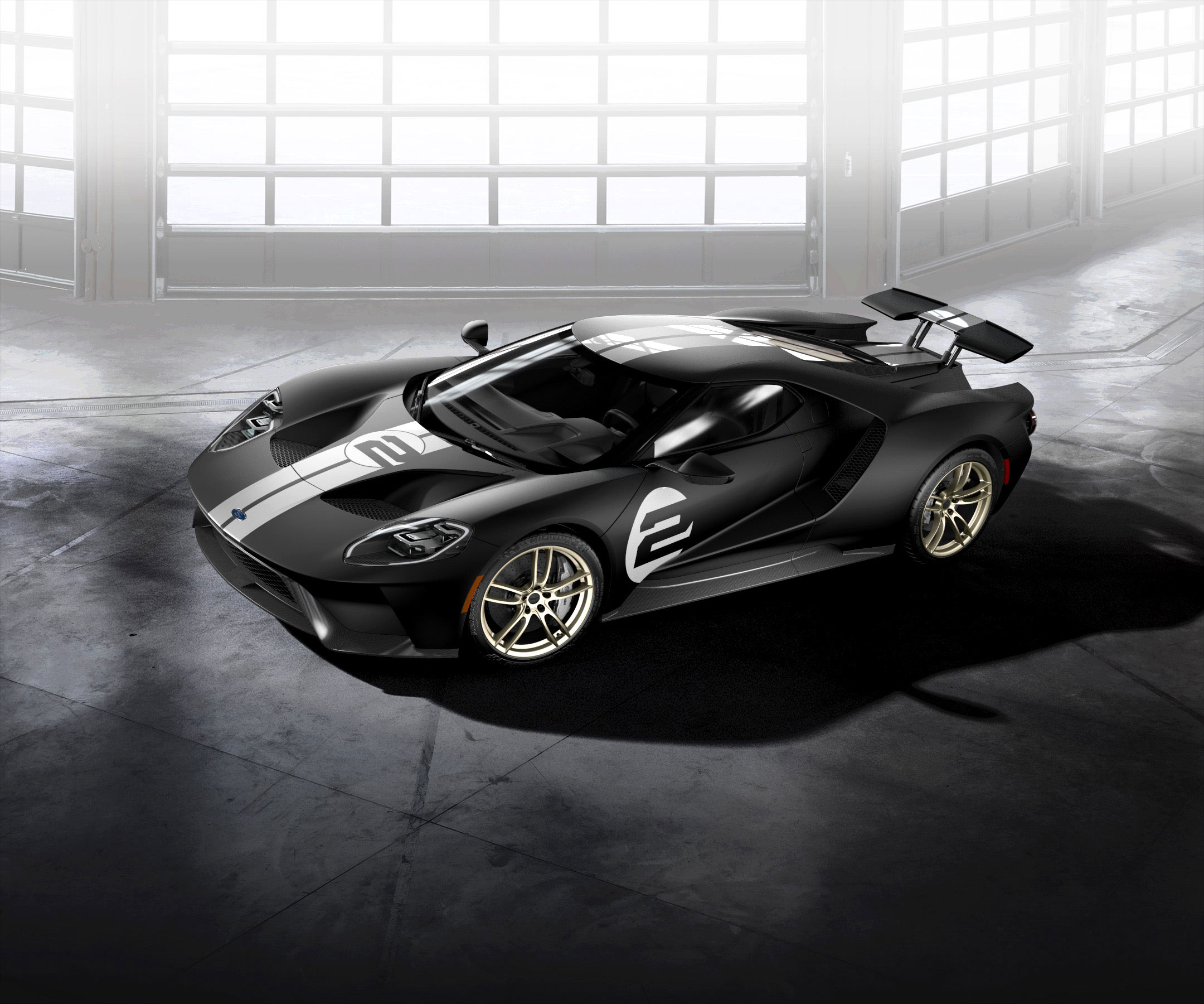 Ford GT II 2016 - now Coupe #2