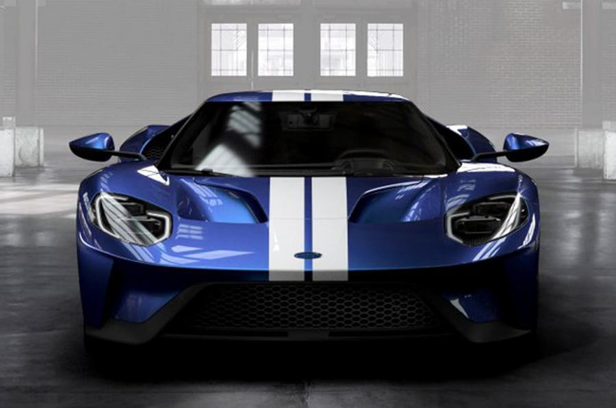 Ford GT II 2016 - now Coupe #8