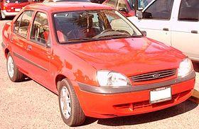 Ford Ikon II 2007 - 2015 Sedan #7
