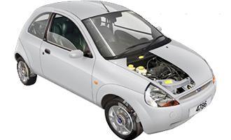Ford KA I 1996 - 2008 Cabriolet #1
