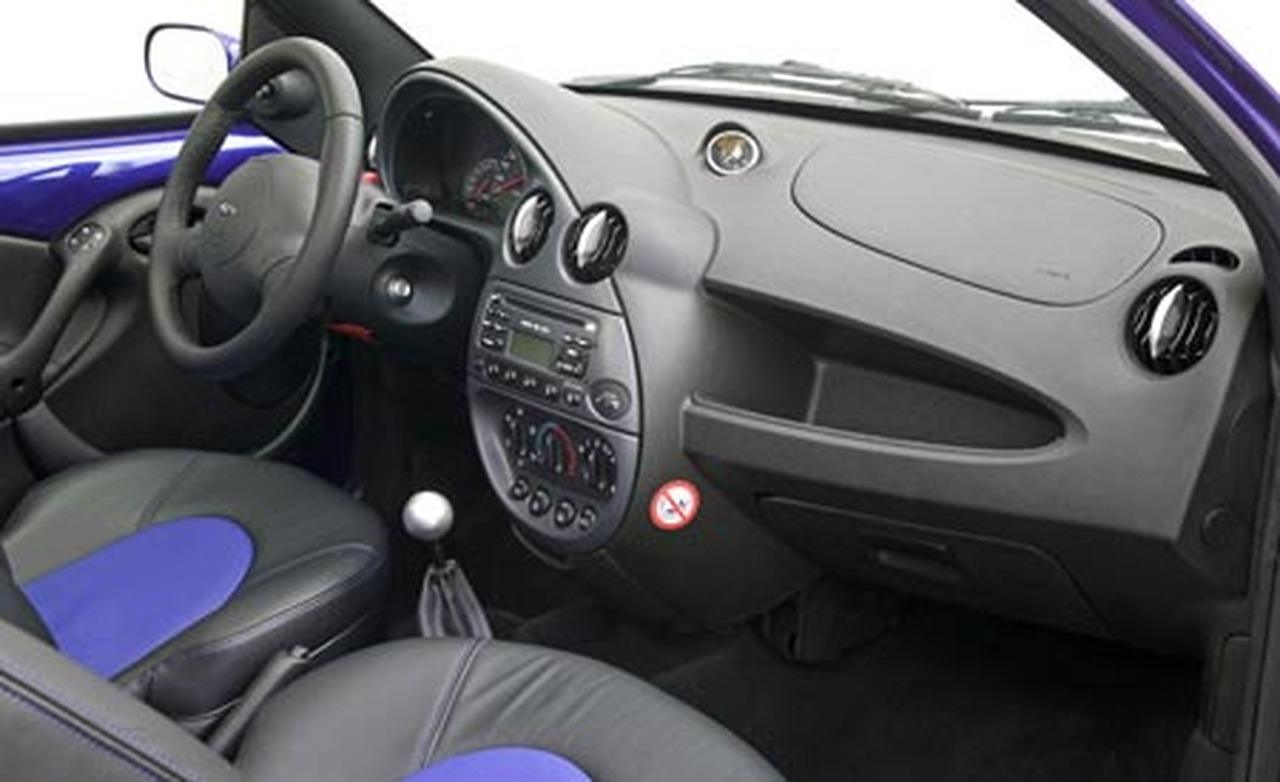Ford KA I 1996 - 2008 Cabriolet #7