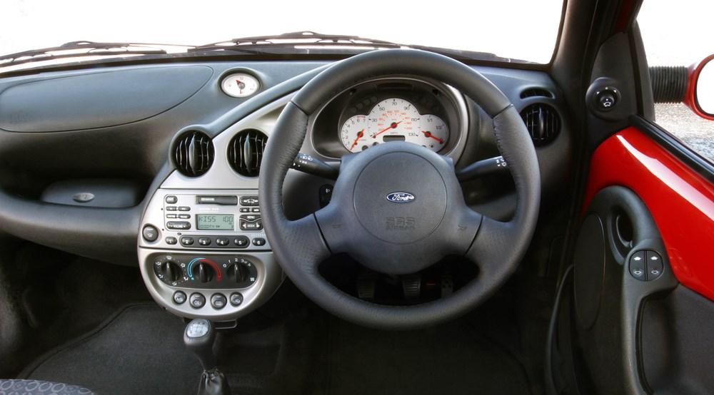 Ford KA I 1996 - 2008 Cabriolet #2
