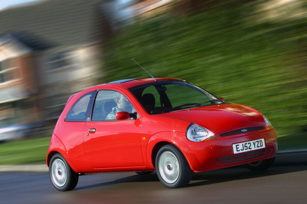 ford ka i 1996 2008 hatchback 3 door outstanding cars. Black Bedroom Furniture Sets. Home Design Ideas