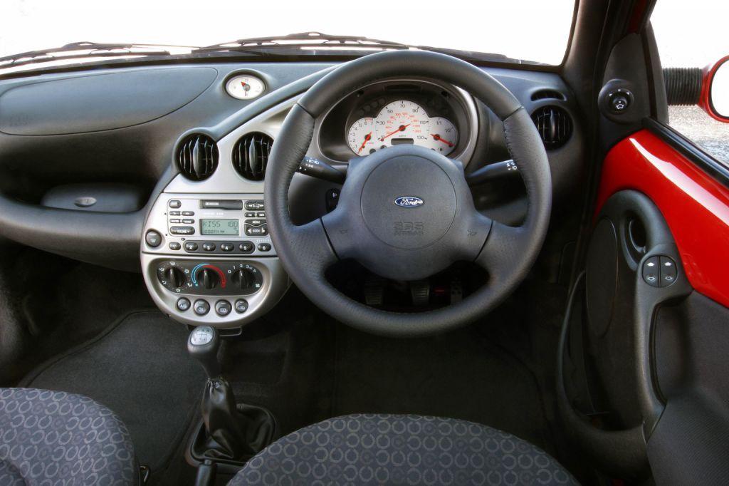 Ford KA I 1996 - 2008 Hatchback 3 door #6