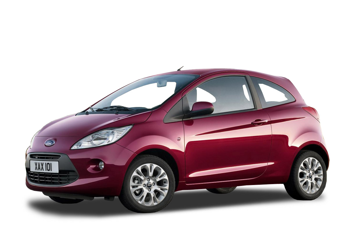 Ford KA III 2016 - now Hatchback 5 door #8