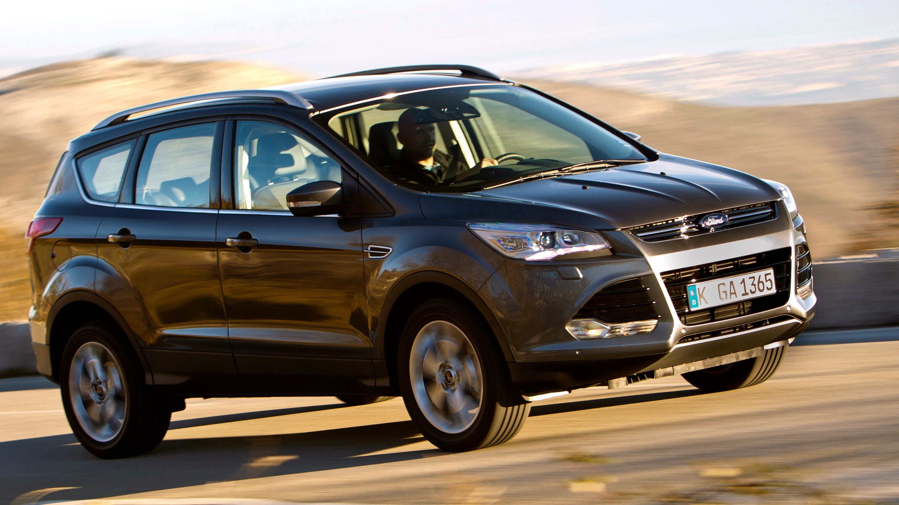 Ford Kuga I 2008 - 2012 SUV 5 door #5