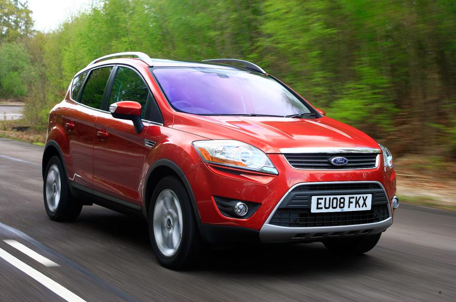 Ford Kuga I 2008 - 2012 SUV 5 door #6