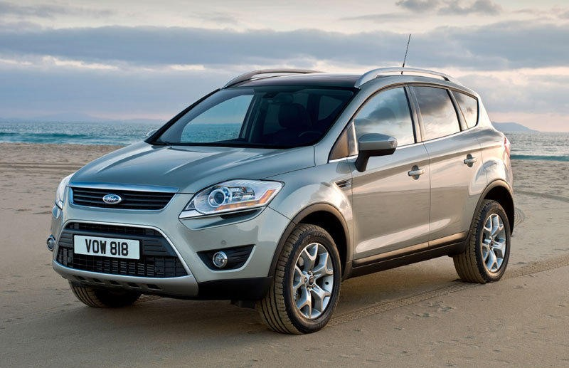 Ford Kuga I 2008 - 2012 SUV 5 door #2