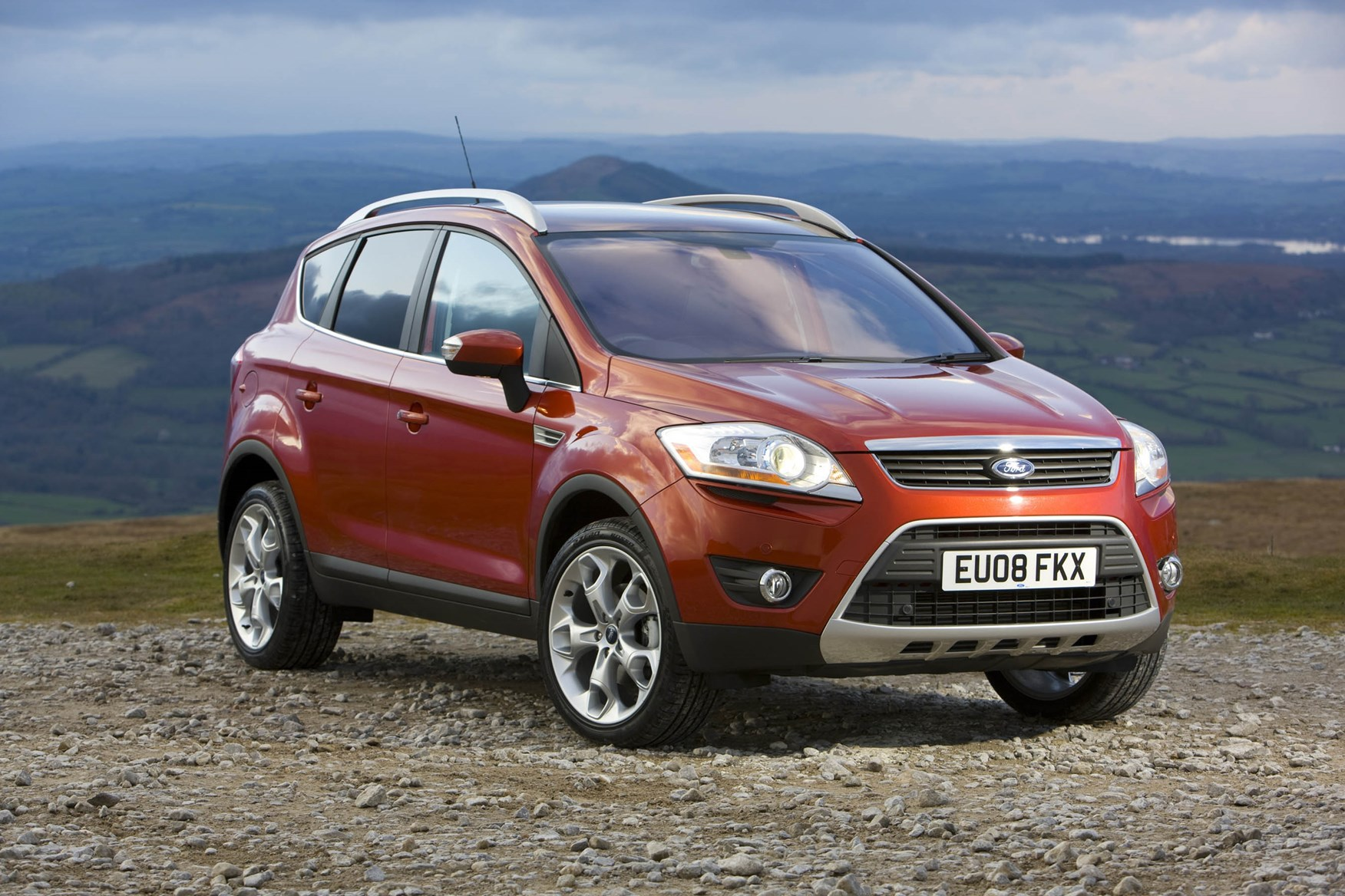 Ford Kuga I 2008 - 2012 SUV 5 door #1
