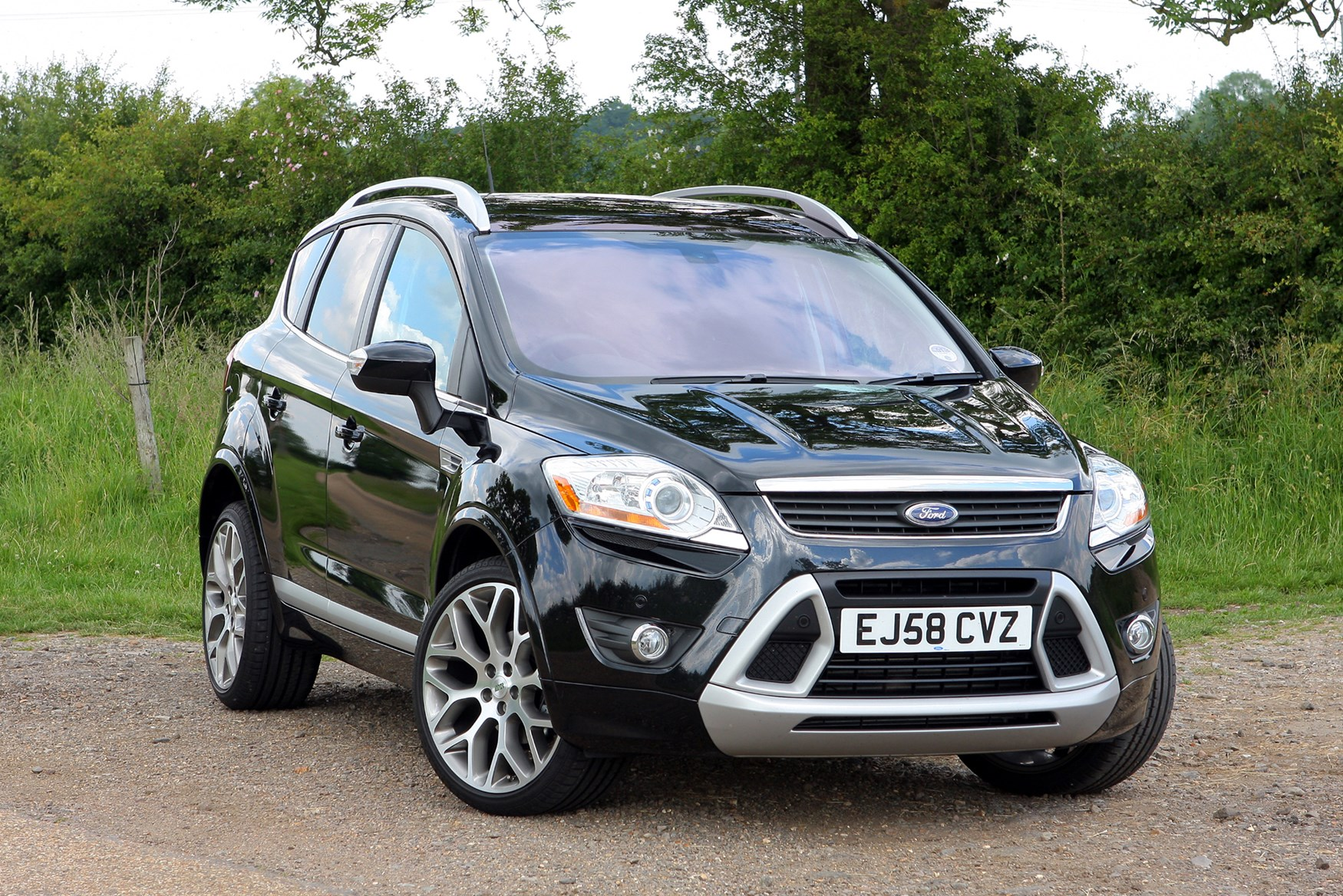 Ford Kuga I 2008 - 2012 SUV 5 door #4