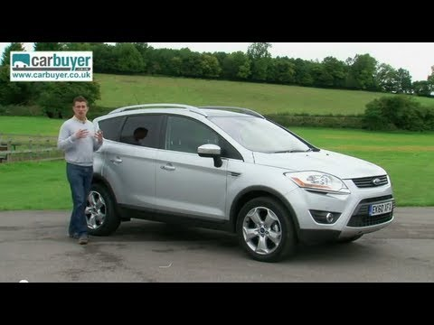 Ford Kuga I 2008 - 2012 SUV 5 door #8