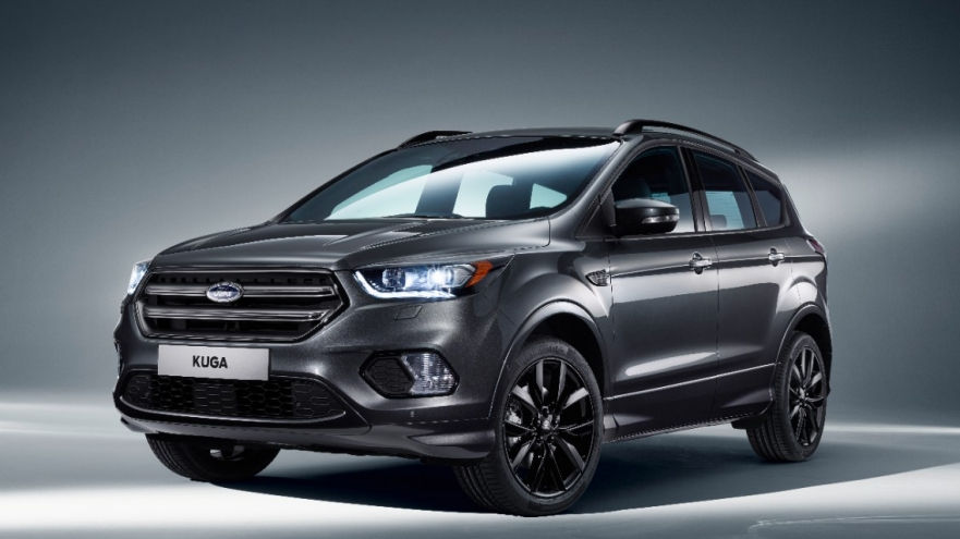Ford Kuga II Restyling 2016 - now SUV 5 door #8